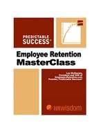 Employee Retention Masterclass Workbook