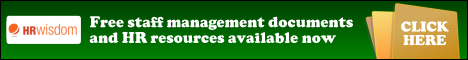 Free HR & Staff Management Documents